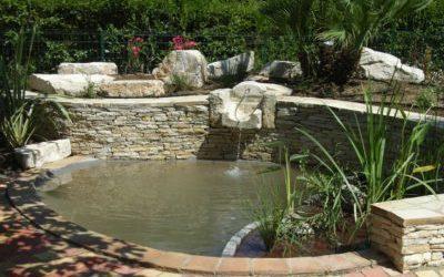 Bassins à filtration biologique